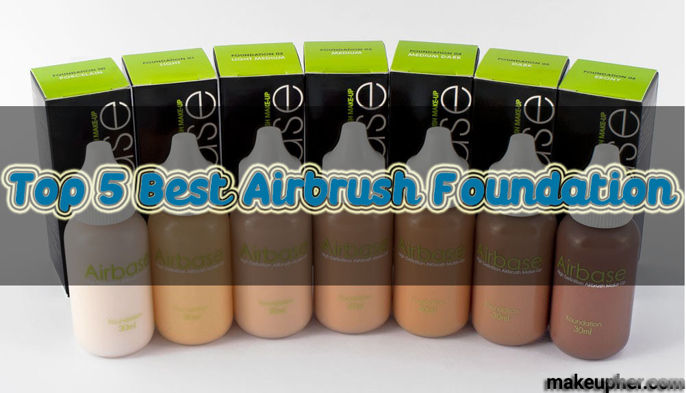 best airbrush foundation