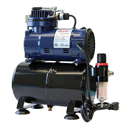 Paasche Compressor With Tank
